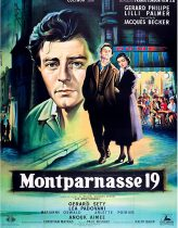 Montparnasse 19 – 1958 izle