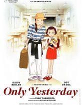 Dün Gibi – Only Yesterday 1991 Türkçe Dublaj izle