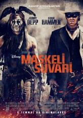 Maskeli Süvari Filmi izle