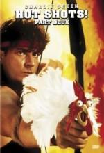 Sıkı Atışlar 2 – Hot Shots: Part Deux 1993 Türkçe Dublaj izle