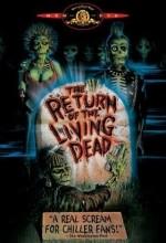 Yaşayan Ölülerin Dönüşü – The Return of the Living Dead 1985 Türkçe Dublaj izle